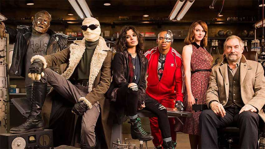 Doom Patrol news season 3