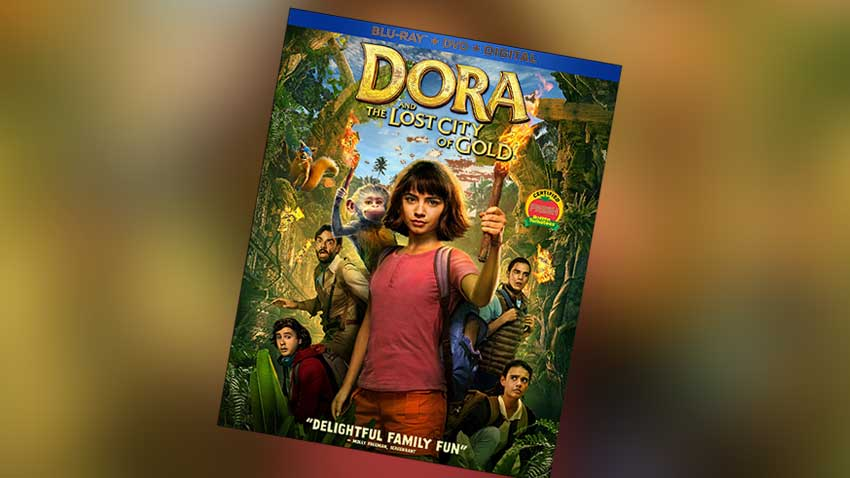 Dora the Lost City of Gold movie giveaway