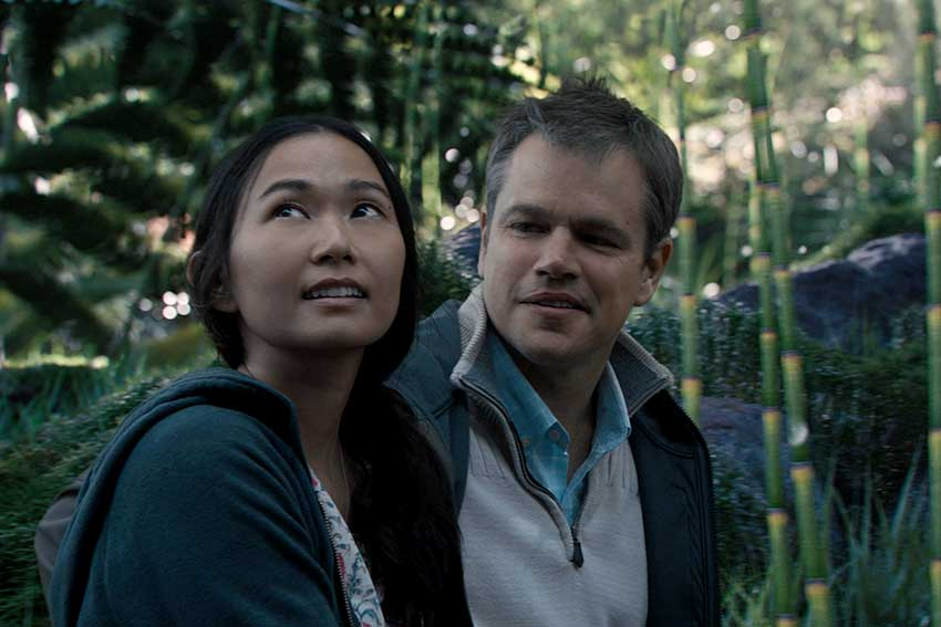 Downsizing Matt Damon Hong Chau