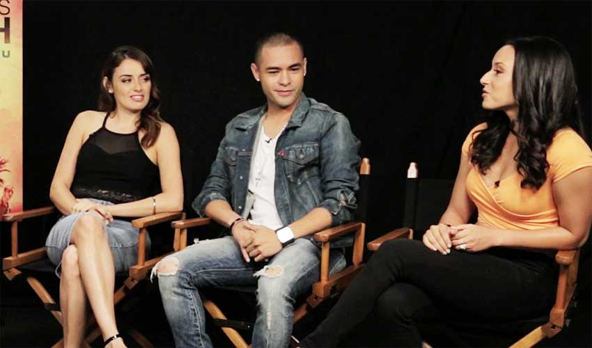 East los High Cast Season 3 interviews