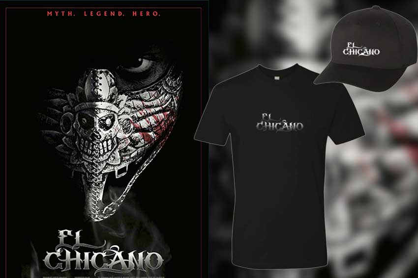 El Chicano prize pack