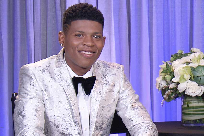 Empire Hakeem Bryshere Y Gray interview