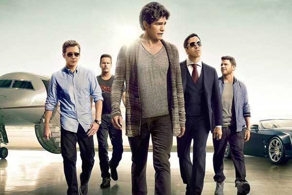 Entourage movie poster image