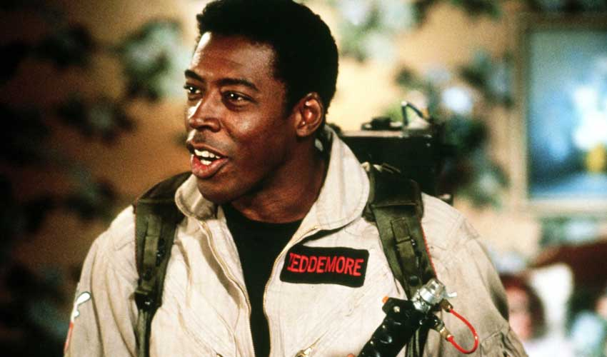 Ernie Hudson Interview Ghostbusters