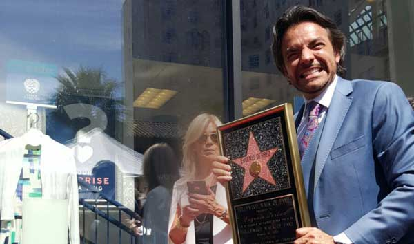 Eugenio Derbez Walk of Fame