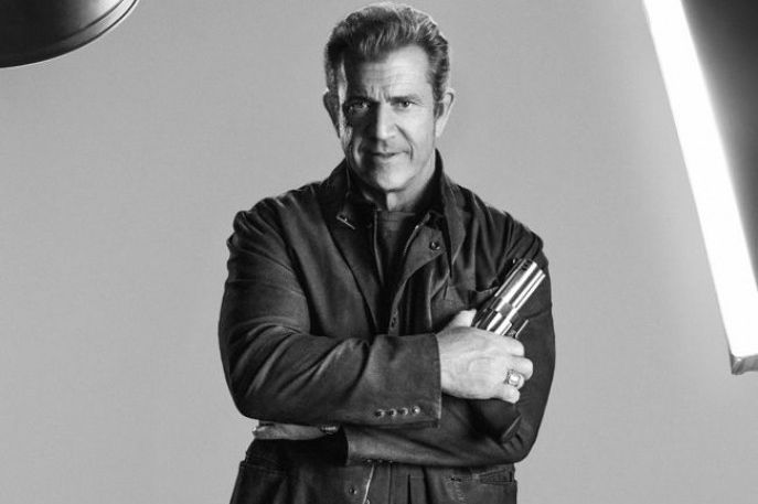 Expendables3-Mel Gibson-poster
