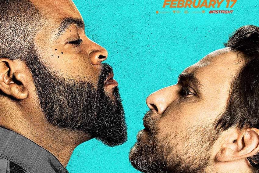 FIST FIGHT poster image
