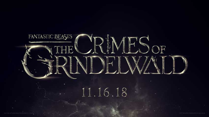 Fantastic Beasts sequel Crimes of Grindelward
