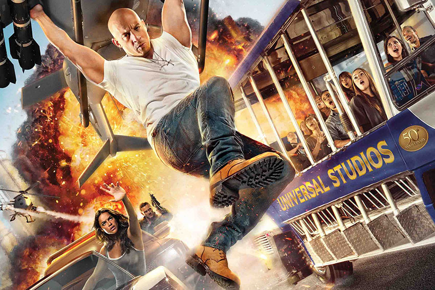 Fast and Furious Supercharged UniversalHollywood