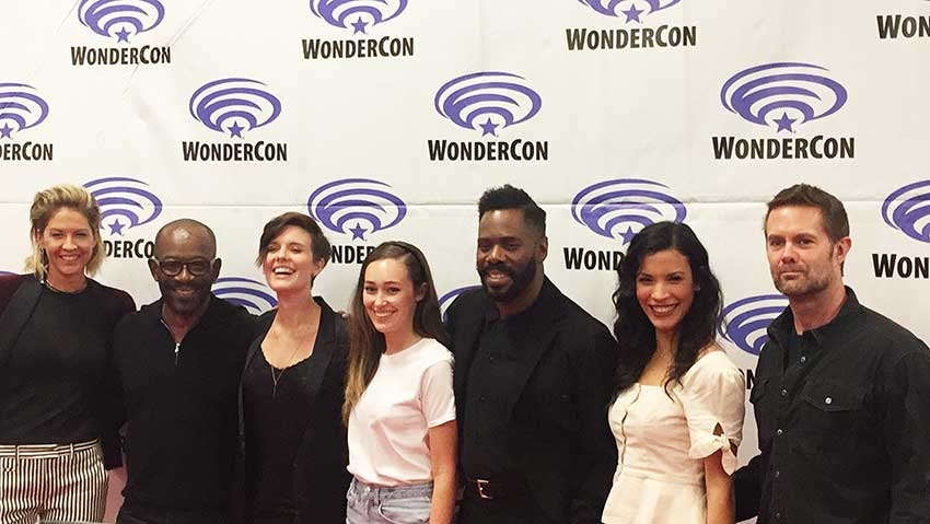 Fear The Walking Dead WonderCon 2018