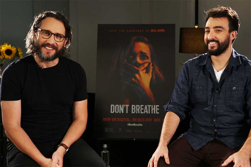 Fede Alvarez Don't Breathe interview