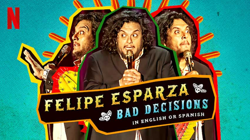 Felipe Esparza Bad Decisions Interview