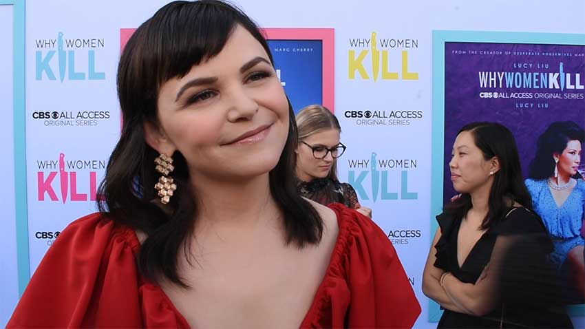 Ginnifer Goodwin interview Why Women Kill