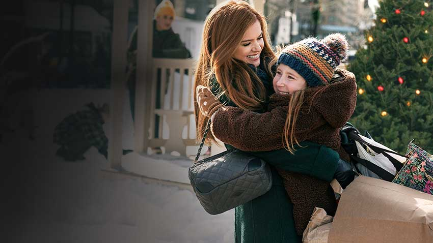 Isla Fisher in GODMOTHERED
