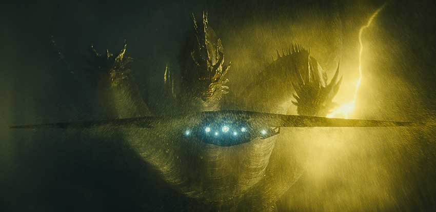 Godzilla: King of the Monsters Drive Time Review