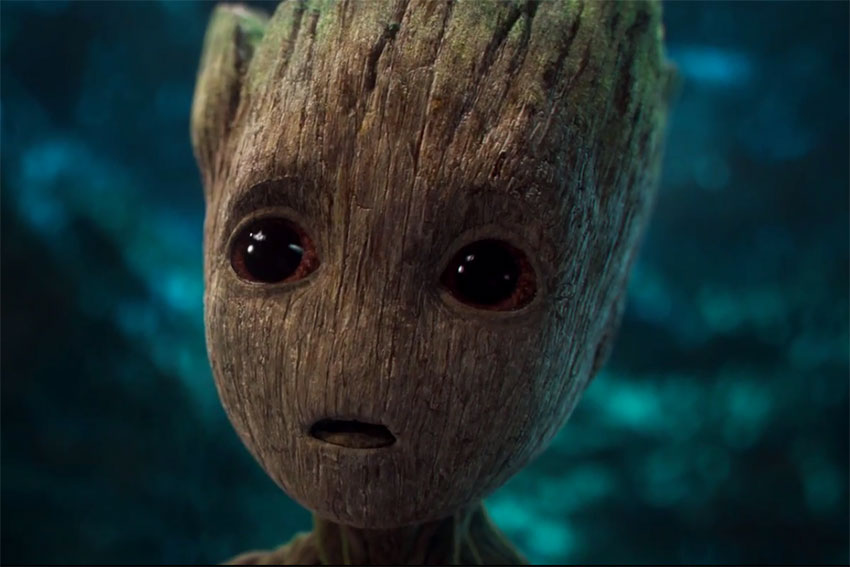 Groot GuardiansoftheGalaxy Vol2 trailer