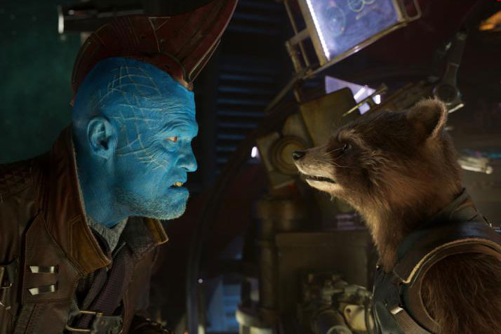 Guardians of the Galaxy Vol2 Yondu Michael Rooker