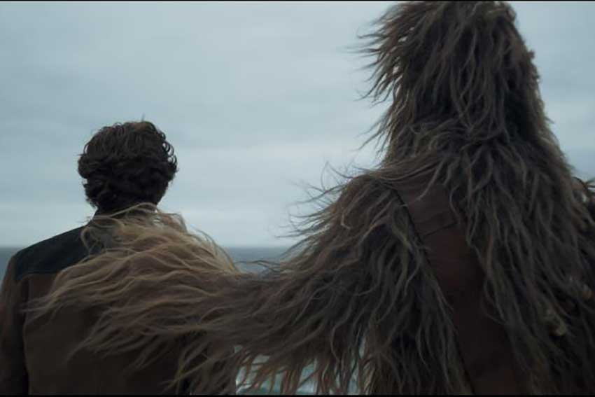 HanSolo A Star Wars Story Chewbacca