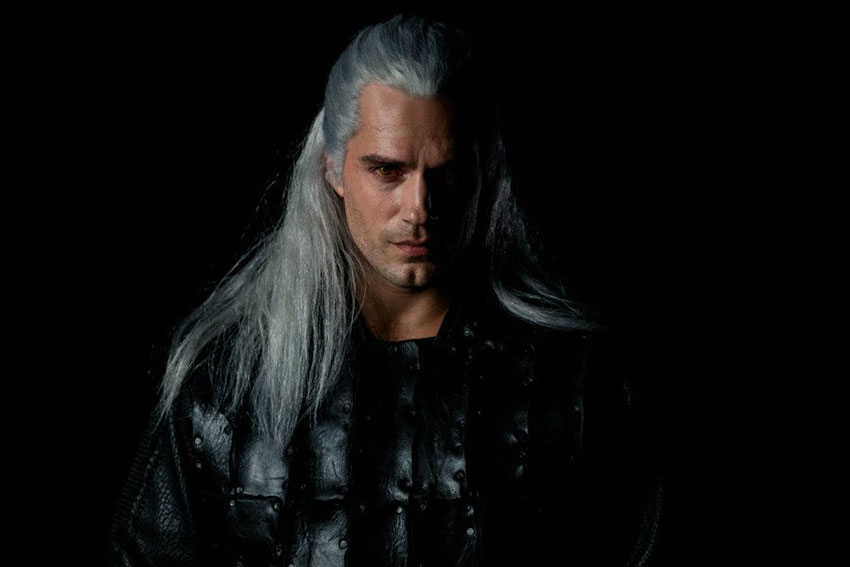 Henry Cavill The Witcher 850