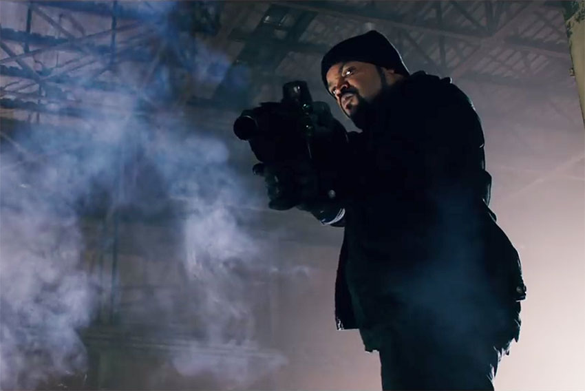 Ice Cube in xXx Return of Xander Cage