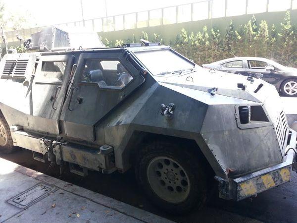 Titus Tornado Car