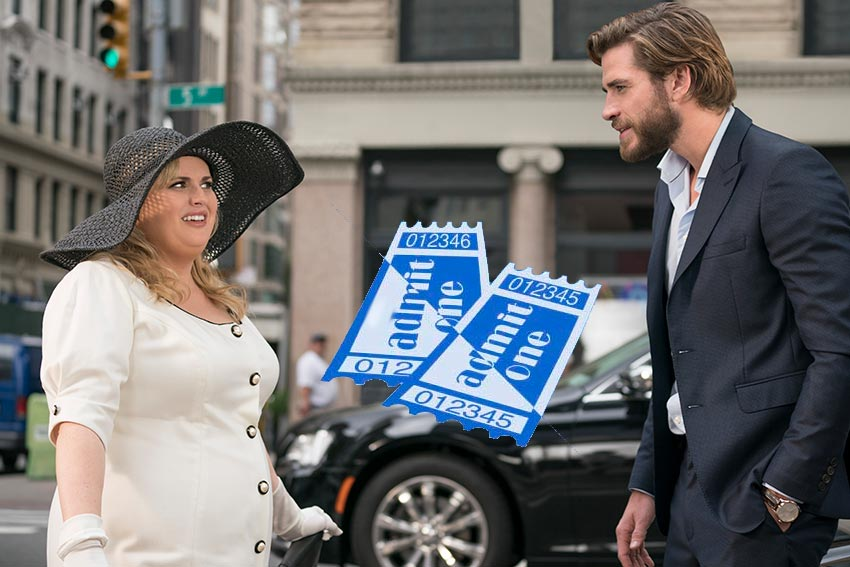 Isnt It Romantic Rebel Wilson Liam Hemsworth