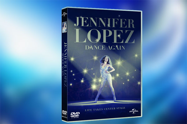 Jennifer Lopez Dance Again DVD