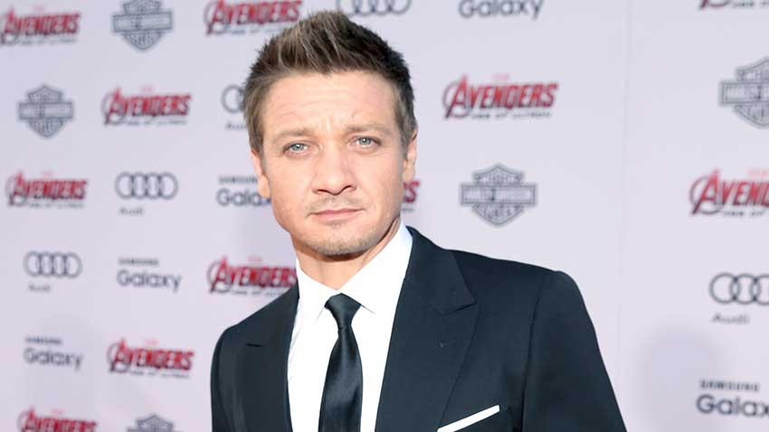 Jeremy Renner New Series