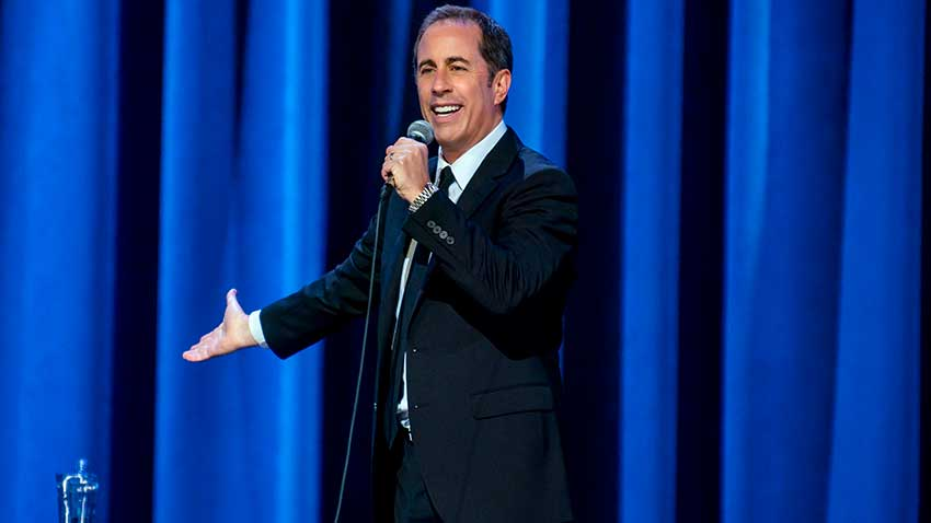 Jerry Seinfeld Netflix 23 Hours To Kill