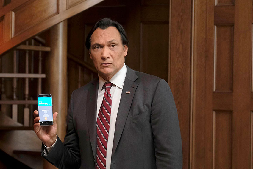 Jimmy Smits 24 Legacy interview