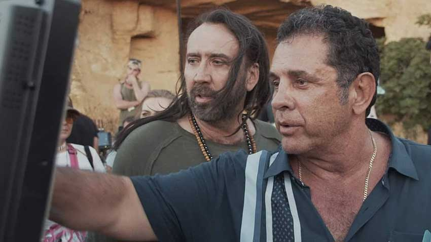 Jiu Jitso movie Nicolas Cage Director Dimitri Logothetis