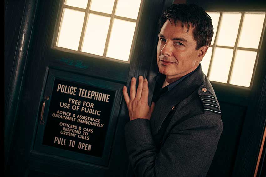 John Barrowman Doctor Who Holiday Special