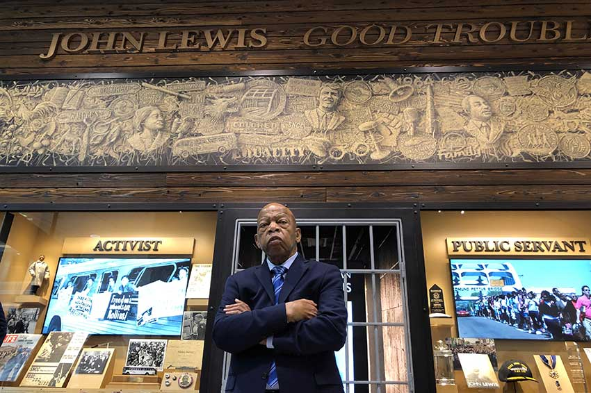 John Lewis Good Trouble Documentary