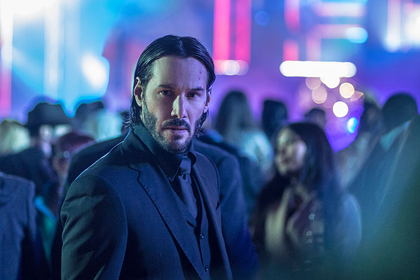 JohnWick2 Keanu Reeves