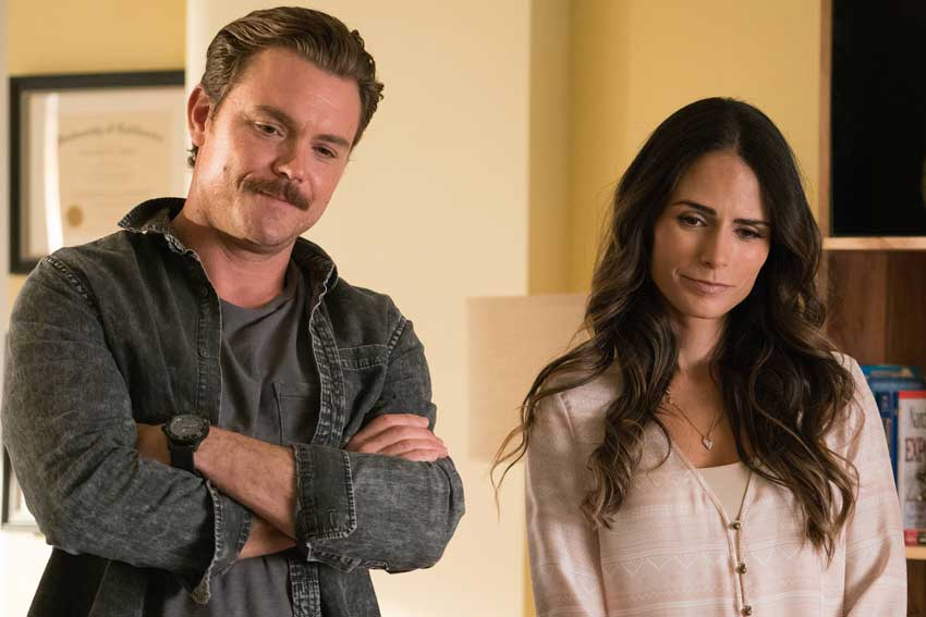 Jordana Brewster Lethal Weapon FOX interview