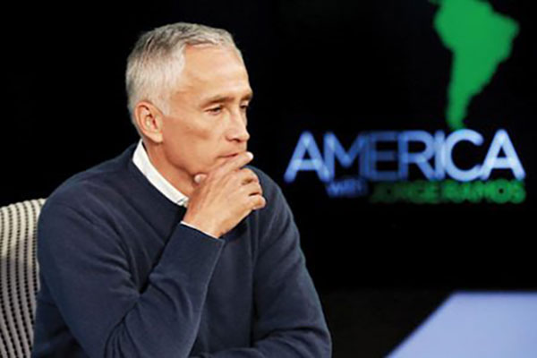 Jorge Ramos Hate Rising Documentary