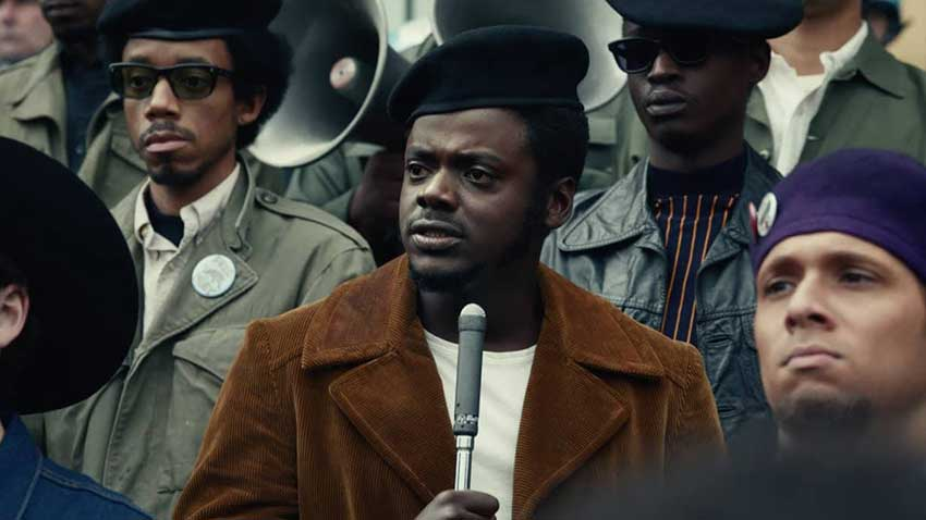 Judas and the Black Messiah Daniel Kaluuya
