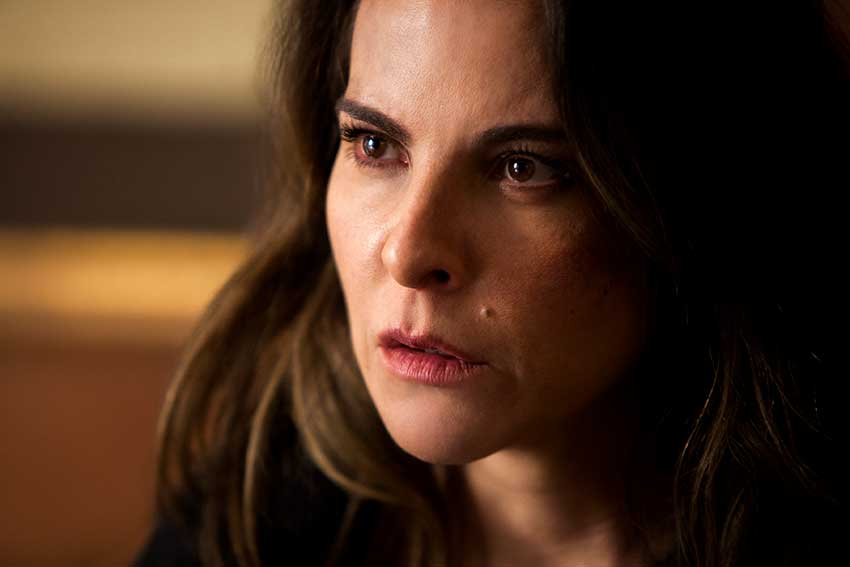 Kate Del Castillo interview Ingobernable Netflix season 2