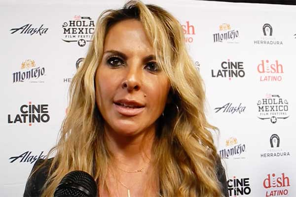 Kate del Castillo interview at Hola Mexico Festival