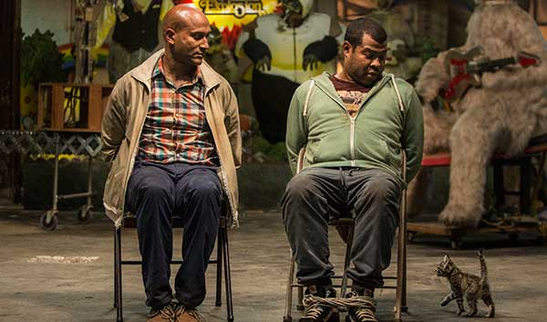 Keanu Movie Keegan-Michael Key and Jordan Peele
