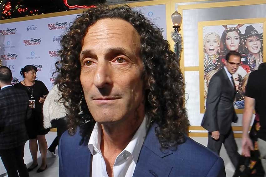 Kenny G Christmas.Kenny G Talks A Bad Moms Christmas Cameo And Pressuring