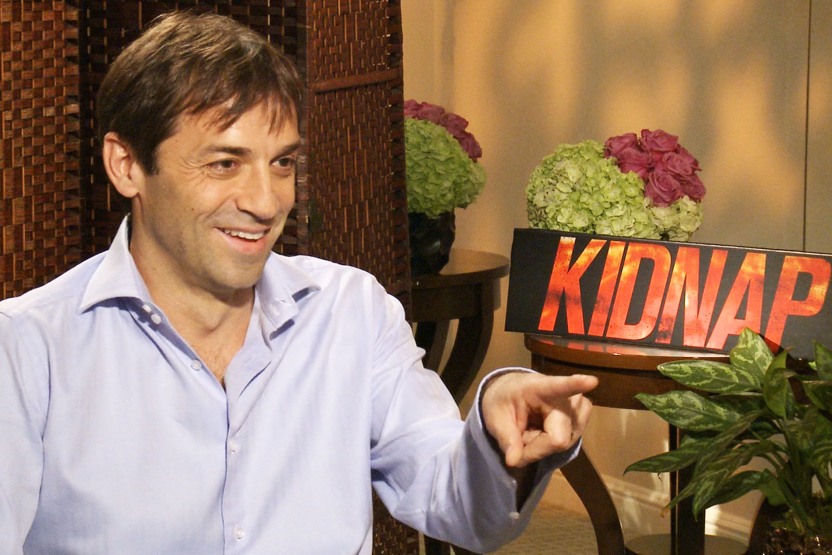 Kidnap Luis Prieto interview