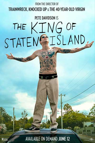 King of Staten Island movie poster