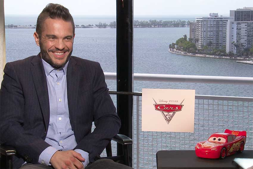 Kuno Becker Interview Mexican Actor Talks Cars 3 And