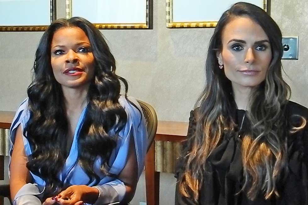 Lethal Weapon JordanaBrewster KeeshaSharp CineMovie interview
