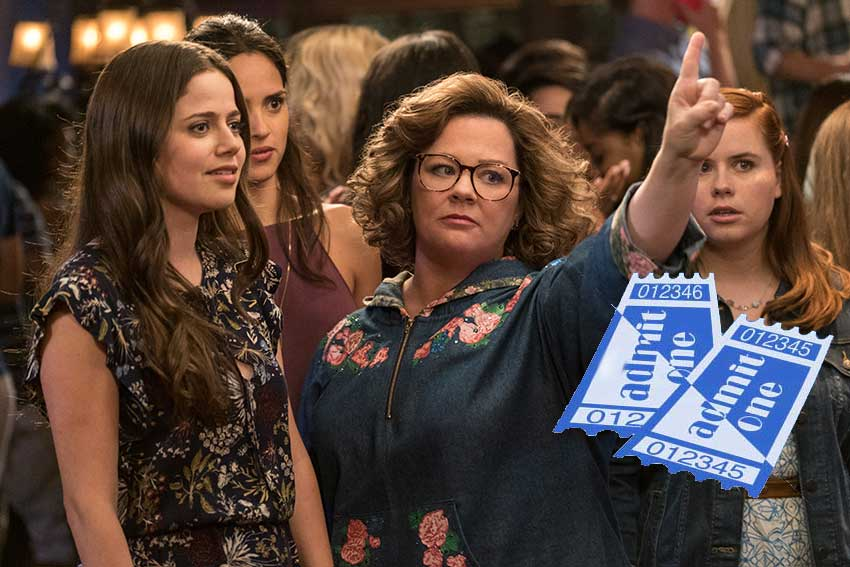 Life of the Party Melissa McCarthy ticket giveaway