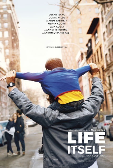 Life Itself Father and Son movie poster