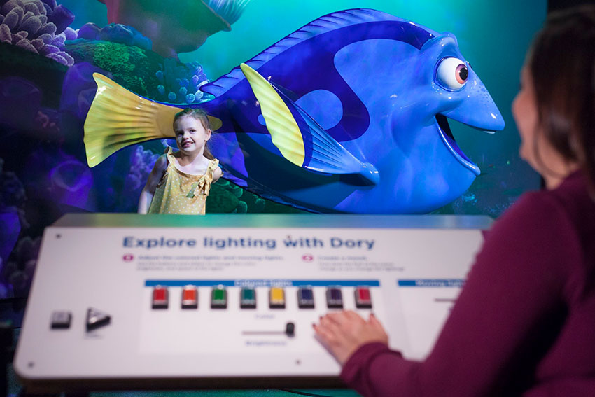 Lighting with Dory