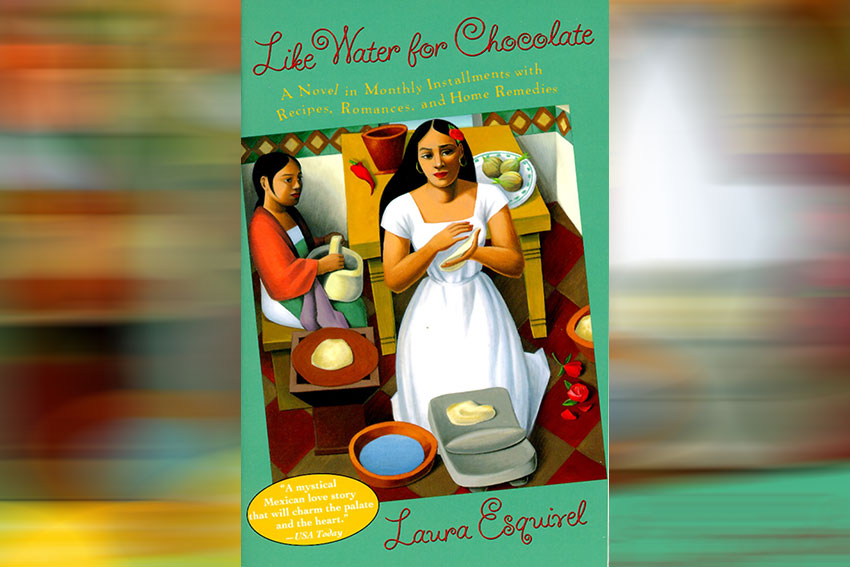 Like Water For Chocolate novel