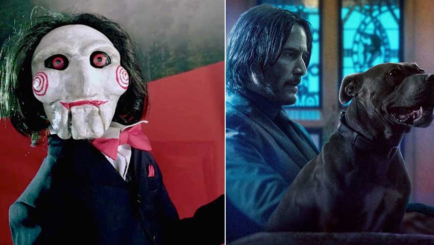 Lionsgate movies John Wick 4 Saw reboot